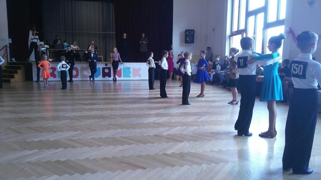 Velká cena MZ Dance Team Plzeň