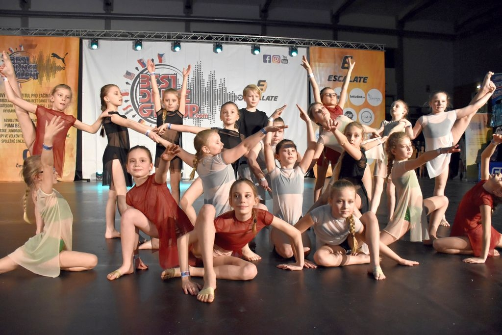 Konkurz do Storm Ballet