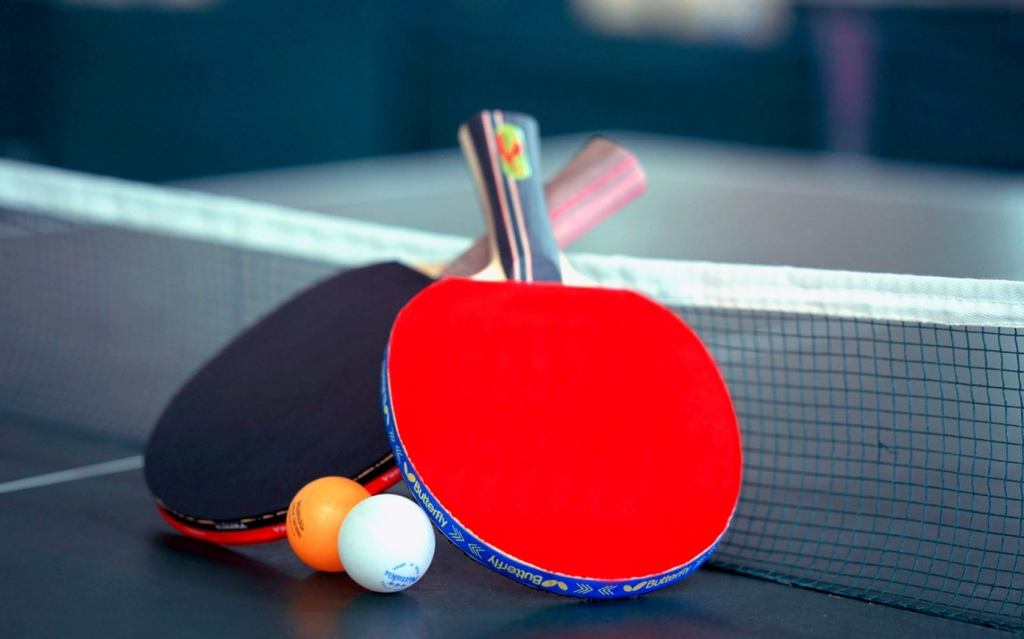 Kaznějovský (DO)PINK 2019 - stolní tenis
