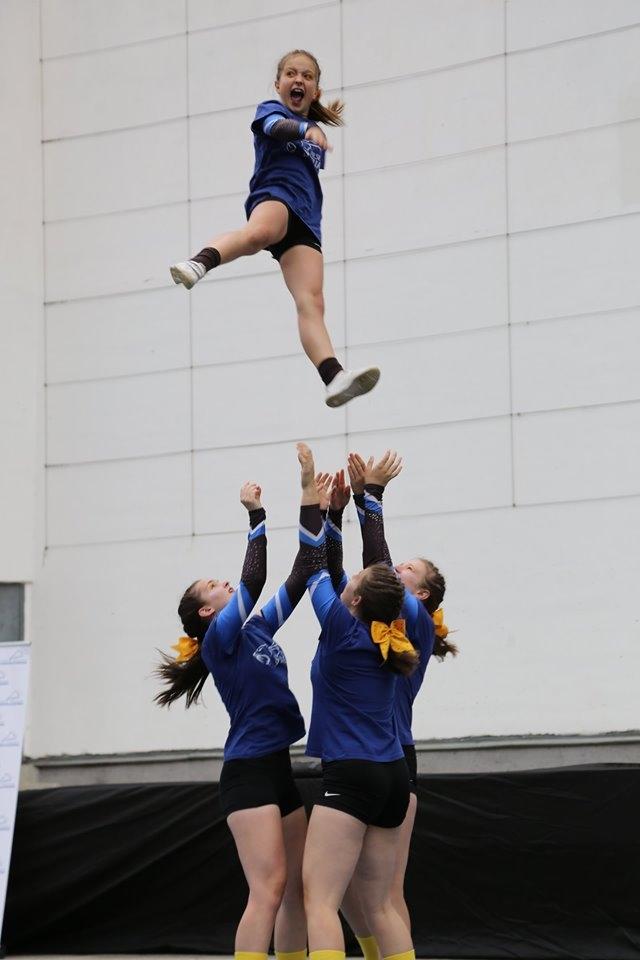Jaguars cheerparty