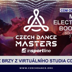 Mistrovství ČR CDM - hip hop