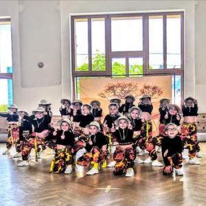 Celostátní taneční soutěž Sedmikvítek